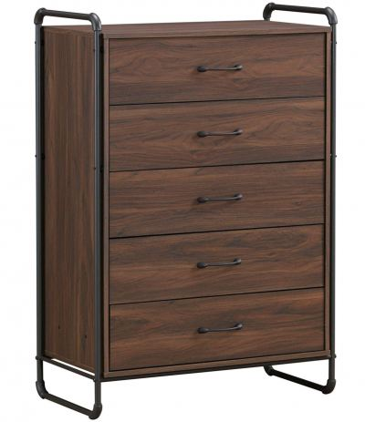 Design Series Chest Of Drawer - COLUMBIA 5 DRAWERS CHEST - COLUMBIA
