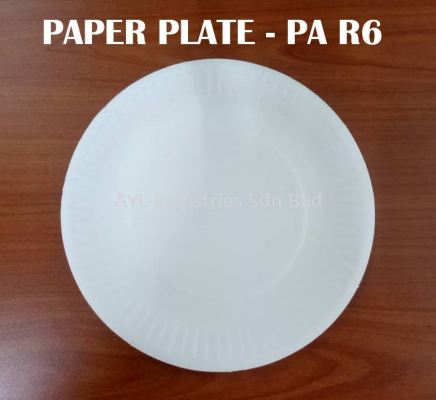 PAPER PLATE - PA R6