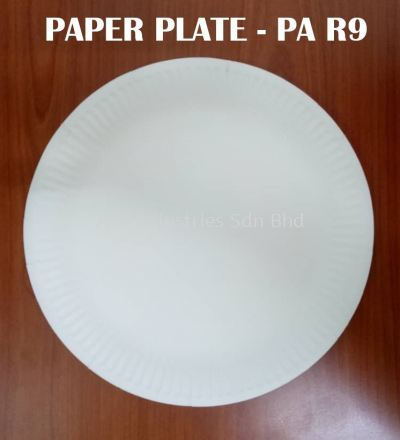 PAPER PLATE - PA R9