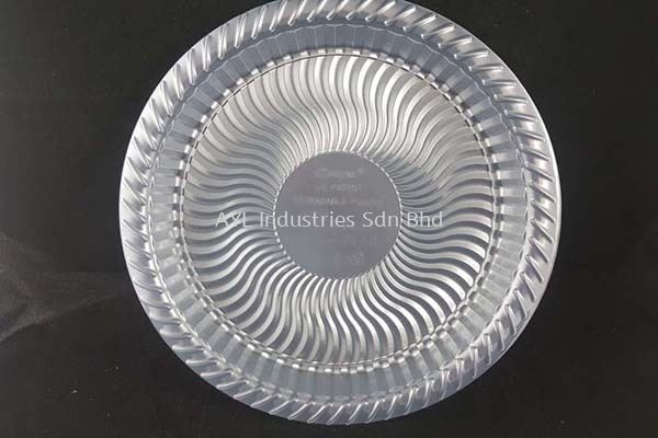 CATERING ROUND PLATE (BX-PL10)