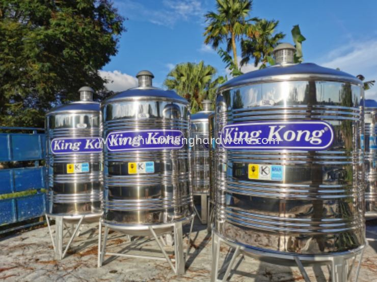 Stainless Steel water tank 1000L