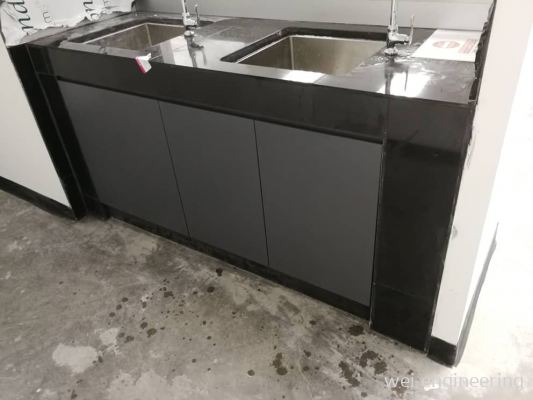WETWORKS - TABLE TOP,CONCRETE WORKS, TILING, PLASTERING