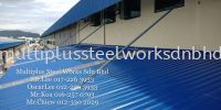 Steel Roofing Structure Steel Roof Structure