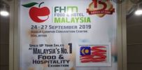 MALAYSIA'S OFFICIAL FOOD & HOTEL SHOW FHM 2019 MALAYSIA'S OFFICIAL FOOD & HOTEL SHOW FHM 2019 FHM