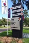 Directional sign Free Standing & Directional Signage
