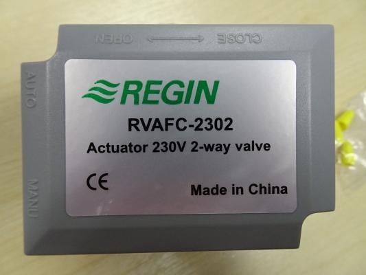 REGIN RVAFC-2302 2-WAY ACTUATOR (230V/50/60HZ)