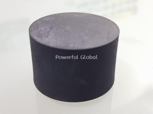 Rubber Round Block