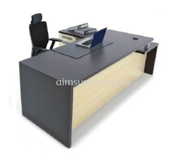 Hudson series L shape Director table AIM7HD 2(Front view)