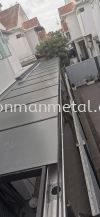 Awning Metal Work (Grill)