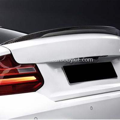 BMW 1 SERIES E82  PERFORMANCE TRUNK SPOILER