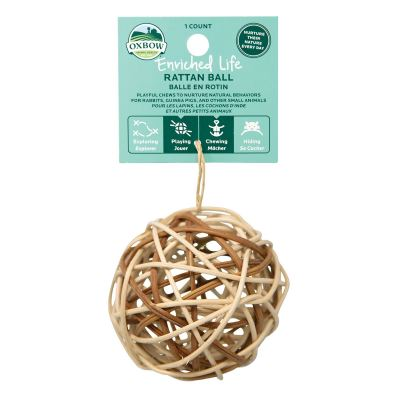 Enriched Life - Rattan Ball Basket