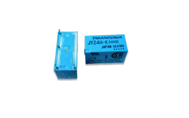Omron Relay JY24H-K 24DC