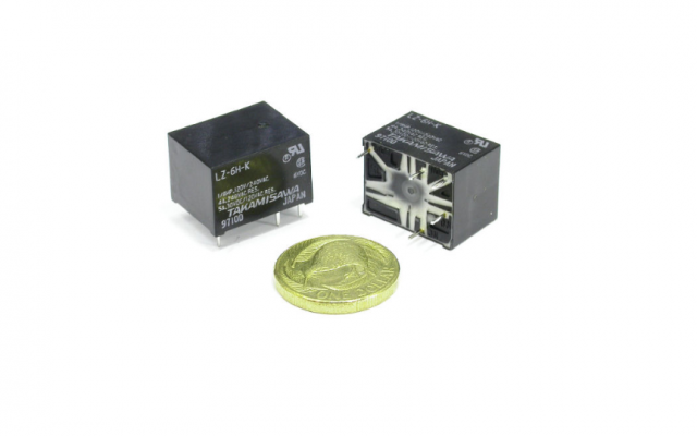 Omron Relay LZ6H-K 6VDC