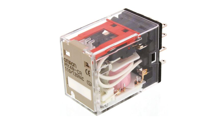 Omron Relay MY4 Series
