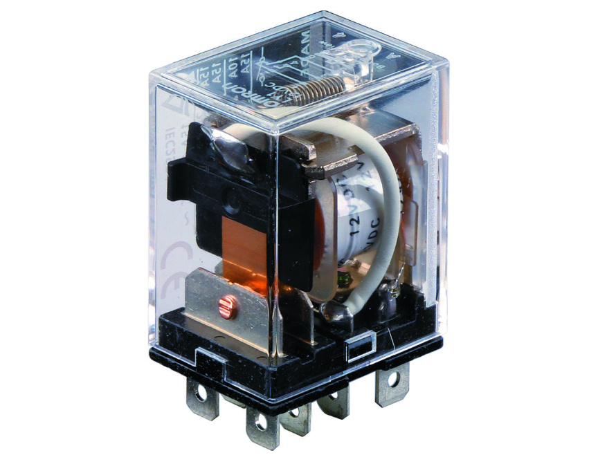 Omron Relay LY2 Series
