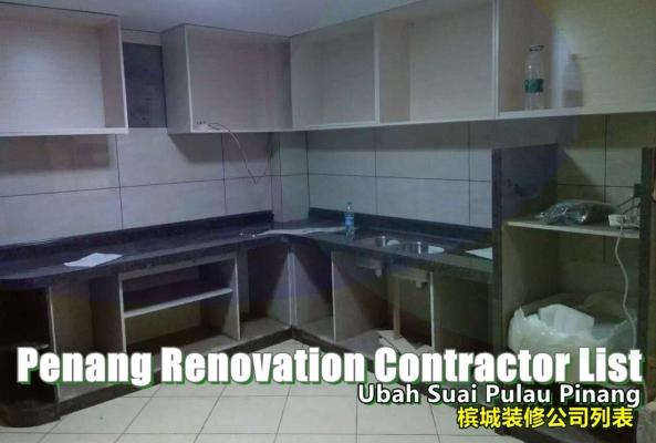 Renovation Company Penang List Vol.2
