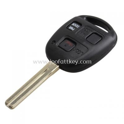 Harrier Remote Key