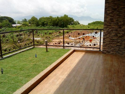 Wrought Iron Fence Design Refer