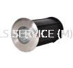 ECOBLU RECESS POOL LIGHT LED 3W/12V FBC-3 SERIES Swimming Pool UnderWater Light