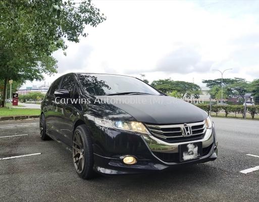 2012 Honda Odyssey 2.4 Auto