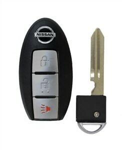 Latio Livina Smart Key