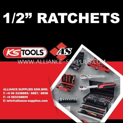 """KS TOOLS 1/2"""" Ratchets"""