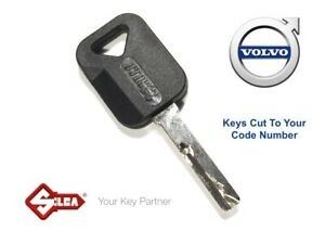 Volvo Immobilized Key
