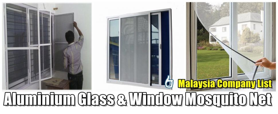 Window Mosquito Net Supply & Install Contractor List In Malaysia