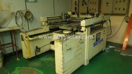 Box Oven n Silk Printing Machines