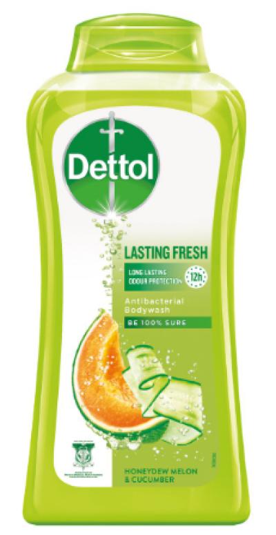 Dettol Body wash 250ml Lasting Fresh