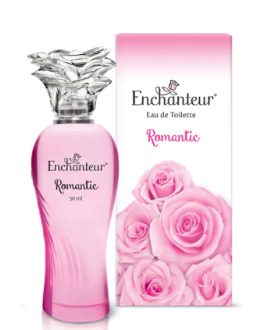 Enchanteur EDT 50ml Romantic