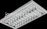 Goodlite GMF Series Top Mirror Louvre Fitting (T-bar Recessed) Indoor Lighting