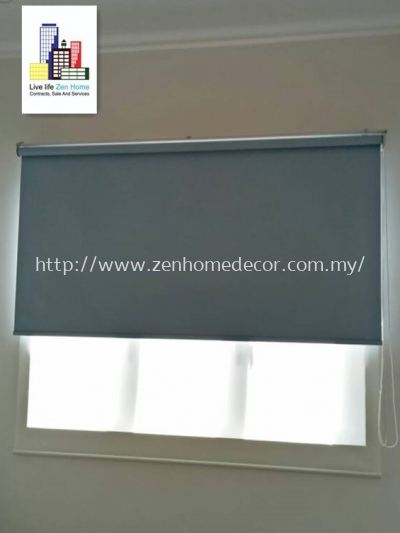 Roller Blinds.Blackout UV protection.
