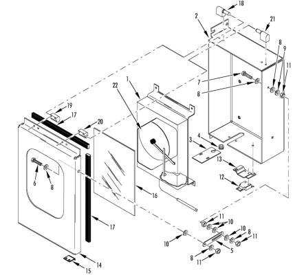 Recording Thermometer (Option 098026 & 098030) (147B8)