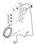 USDA Download Panel (Cannon Connectors (157H2)