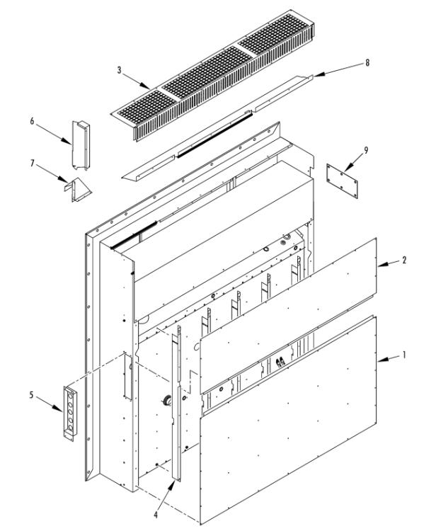 Evaporator Panels (235G6)