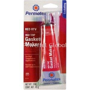 Permatex High Temperature Red RTV Gasket Maker 85g