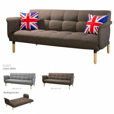 Metal Body Sofabed 3 Seaters - NECK