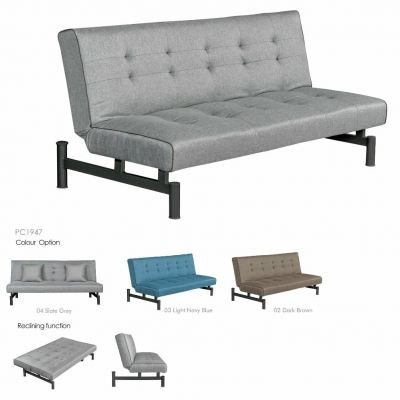 Metal Body Sofabed 3 Seaters - FRESH