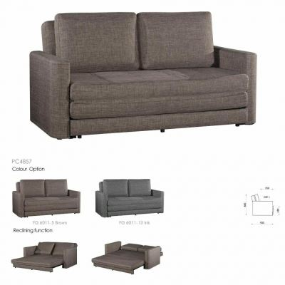 Metal frame Sofabed 3 Seaters - FINLAND
