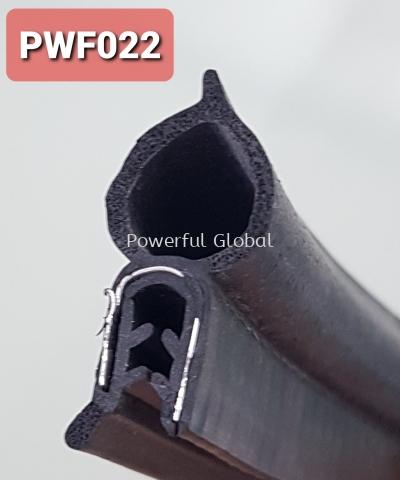 Pinchweld Door Seal PWF022 EPDM