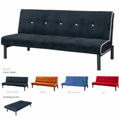 Metal frame Sofabed 3 Seaters - TRUMP