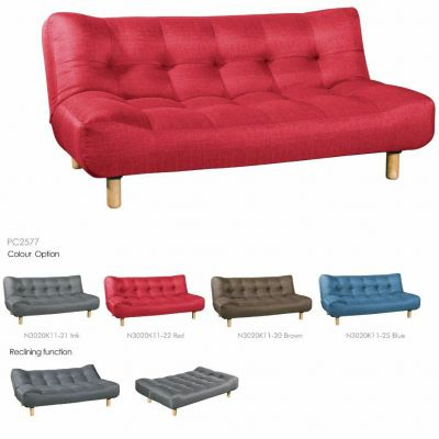 Metal frame Sofabed 3 Seaters - SUMO