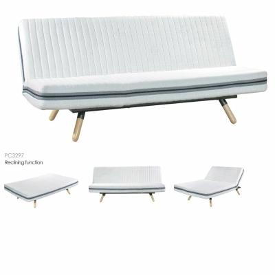 Metal frame Sofabed 3 Seaters - PREMIUM