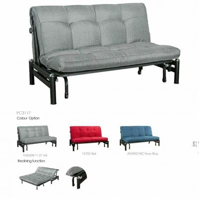 Sofabed 2 Seater - A039(D)