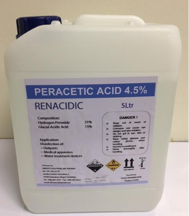 RENACIDIC Peracetic Acid 4.5%