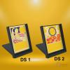 WOODEN BOX - WPT 33 VELVET / WOODEN / SONGKET / PU / PLASTIC BOX PLAQUE TROPHY - MEDAL - PLAQUE