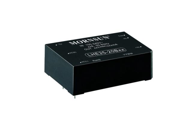 Mornsun AC/DC power supply LHE25-20Bxx Series