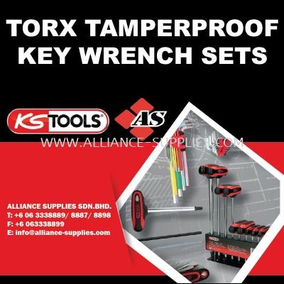 Torx Tamperproof Key Wrench Sets