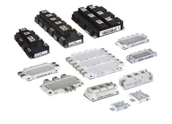 INFINEON/EUPEC THYRISTOR&IGBT MODULES